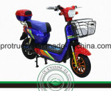 Electric Motorcycle for Carrying Two People