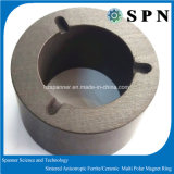 Permanent Ferrite Ceramic for Industry Motor Ring