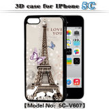 3D Case for iPhone 5c (V607)
