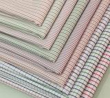 Smart Stripes & Checks Polyester Cotton Textile Yarn Dyed Shirt Fabrics