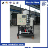 Ce ISO High Precision Vacuum Centrifugal Composite Oil Purifier/Oil Purifying Machine