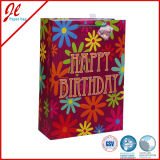 Shopping Paper Bag Colored Gift Paper Bags for Birthday