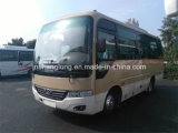 China 6.6m Euro 3 Rhd Bus with 20-26 Seats (Coaster type)