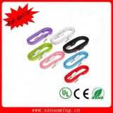 9 Colored 3.5mm Stereo Audio Cable