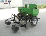3 Point Linkage Potato Planter Tractor Two Row Potato Seeder