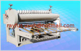Rotary Slitter Cutter for Single Faced Corrugated Cardboard