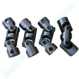 Pin and Block Structure Double Universal Joint