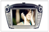 Two DIN Car DVD for Hyundai IX35 with GPS/Bt