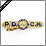 Metal Men Tie Clip for Police Department (BYH-10244)