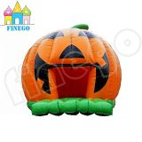 Professional Custom Holloween Inflatable Pumpkin with OEM Logo