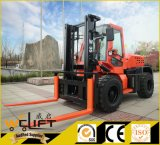 3.5 Ton All Terrain Forklift with Ce