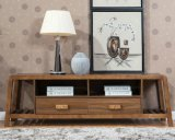 Solid Wooden Living Room Cabinet TV Stand (M-X2199)