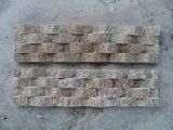 Tiger Yellow Slate Culture Stone Wall Stone (SSS-48)
