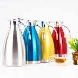Fashion Stainless Steel Coffee Pot Vacuum Tea Pot