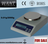 Shipping Easy Weighing Balance with CE (1200g*0.01g)