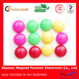 Whiteboard Plastic Magnetic Button with RoHS Certification