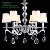 Retail MOQ 1PC High Quality Crystal New Chandelier (GD-181-6)