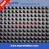 Pyramid Pattern Rubber Mat, Rubber Sheet