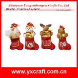 Christmas Decoration (ZY14Y390-1-2-3-4) Christmas Sock Calendar