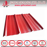 Color Coated Roofing Corrugated Steel Sheet