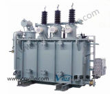 12.5mva S9 Series 35kv Power Transformer with on Load Tap Changer