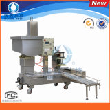 Automatic Liquid Filling Machine with Capping and Conveyor Belt