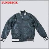 Simple Style PU Jacket for Men′s Winter Wear