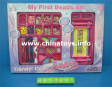 Educational Toys for Girl′s Plastic DIY Knitting Set Toy (8842101)