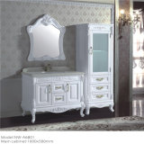 Wholesale Solid Wood Bath Cabinet with Side Cabinet