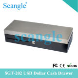 Smaller Square Cash Drawer Flip Top Cash Drawer
