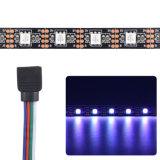 5050 60LED/M 5V TV Background Light Bar RGB LED Strip