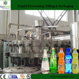 DCGF24-32-6 Carbonated Drinks 3-in-1 Filling Machine