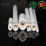 Alumina Ceramic Furnace Tube High Purity 95-99.9% Alumina Ceramic Thermocouple Furnace Protection Ceramic Tube