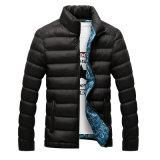 Fashion Outdoor Windproof Winter Duck Down Padded Jacket Men