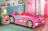 Hot Selling Kids Wooden Race Car Toddler Bed / Sports Kids Car Bed for Children Furniture (Item No#CB-1152)