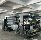 Roller Flexo Printing Machine for Paper Roll Plastic Film Roll Nonwoven