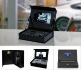 Handmade Watch Box with LCD Display