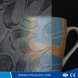 3-6mm Clear Tempered Mayflour Patterned/Figured Glass/Laminated Glass with Ce&ISO9001