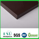 Thin Brown Quartz Engineered Stone