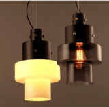 Glass Creative E27 Pendant Light for Restaurant