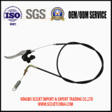 Scojet Control Cable with Handle & Spring for Lawn Mower