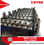 PPGI Steel Sheet Glazed Tile Roll Forming Machine with Ce Certification