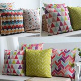 Wholesale Cotton Linen Throw Pillows on Couch for Teen Girls