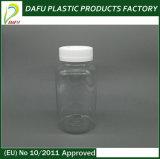 Pet 300ml Pharmaceutical Plastic Bottle with Screw Cap