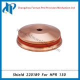 Shield 220189 for Hpr 130 Plasma Cutting Torch Consumables 80A