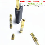 2017 Seego Newest Minion Vaporizer Cartridge for Wax with Huge Vapor