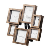 Plastic Multi Openning Mini Wall Photo Frame