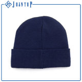Wholesale Oversized Beanie Hat Pattern with Flat Embroidery