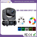 DMX Controlled Disco Spot Lights 100W LED Stage Lighting
