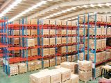 China International Standard Pallet Rack Wire Shelves